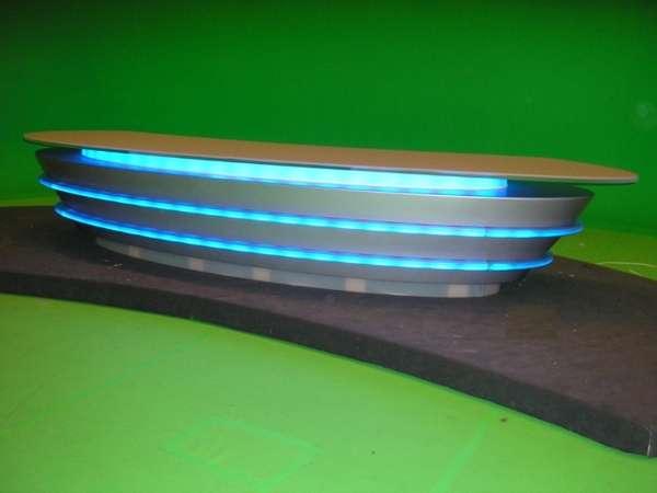 Izrada stola za RTL televiziju - www.saric.kitchen