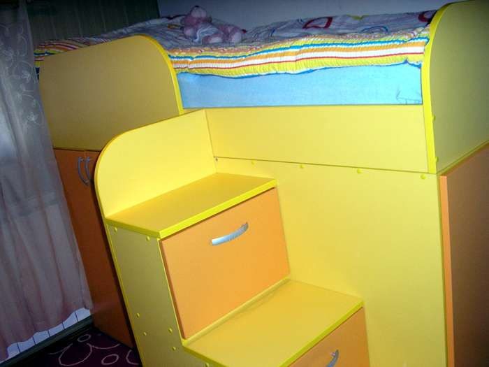 www.saric.kitchen - izrada dječjih kreveta po mjeri