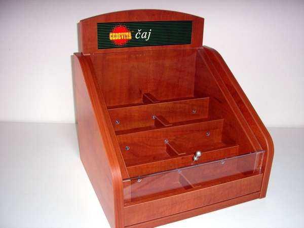 Reklamna kutija za čajeve - www.saric.kitchen - izrada reklamnih kutija i kutijica