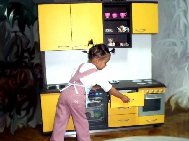 dječje kuhinje po mjeri - i za male radimo po vašoj želji